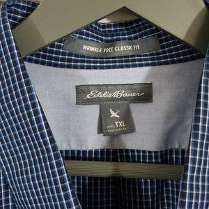 Eddie Bauer Shirts - Eddie Bauer XLT Button Down